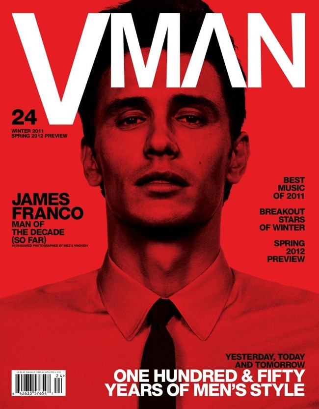 V MAN MAGAZINE- James Franco by Inez & Vinoodh. www.imageamplified.com, Image Amplified6