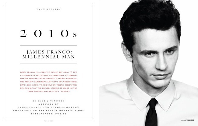 V MAN MAGAZINE- James Franco by Inez & Vinoodh. www.imageamplified.com, Image Amplified7