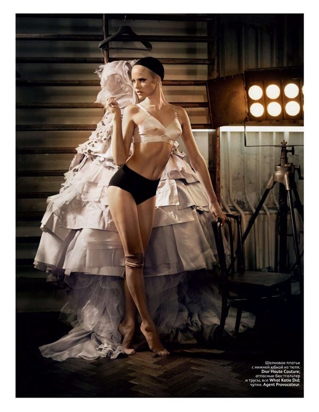 VOGUE RUSSIA- Ginta Lapina by Vincent Peters. Katerina Mukhina, November 2011, www.imageamplified.com, Image Amplified2