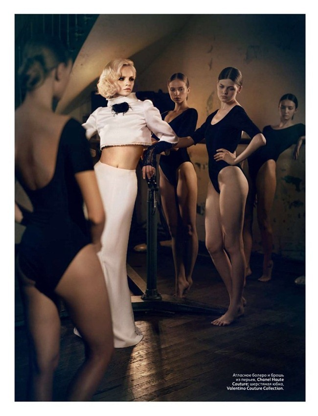 VOGUE RUSSIA- Ginta Lapina by Vincent Peters. Katerina Mukhina, November 2011, www.imageamplified.com, Image Amplified9