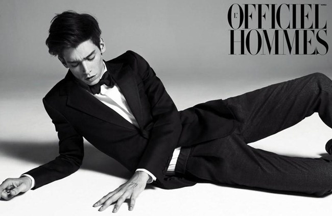 L'OFFICIEL HOMMES KOREA- Cole Mohr by Kim Hyungsik. Bom Lee, www.imageamplified.com, Image Amplified9