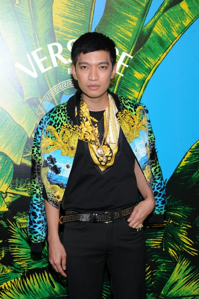 VERSACE ON THE HUDSON H&M Celebrates Collaboration With Donatella Versace. www.imageampilfied.com, Image Amplified (11)