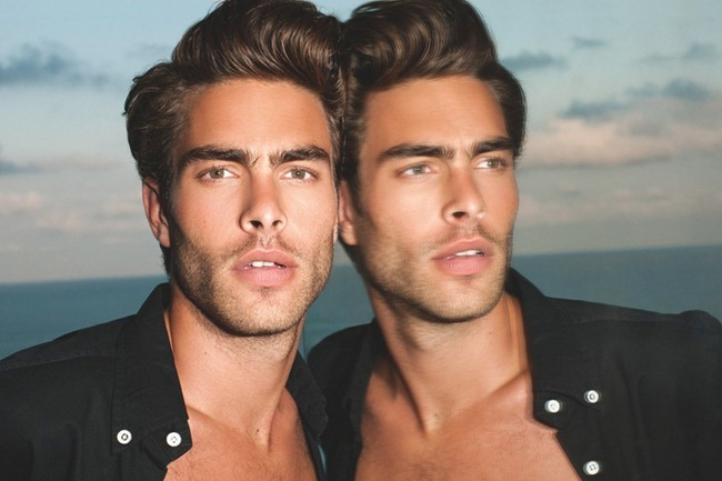 CAMPAIGN- Jon Kortajarena for Sergio K. Spring 2012 by Terry Richardson. www.imageamplified.com, Image Amplified4