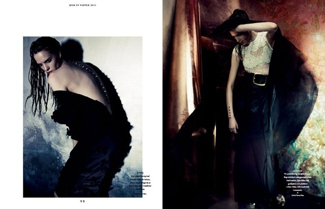 BON MAGAZINE Neon by Peter Gehrke. Marcus Söder, Naomi Itkes, Spring 2012, www.imageamplified.com, Image Amplified (6)
