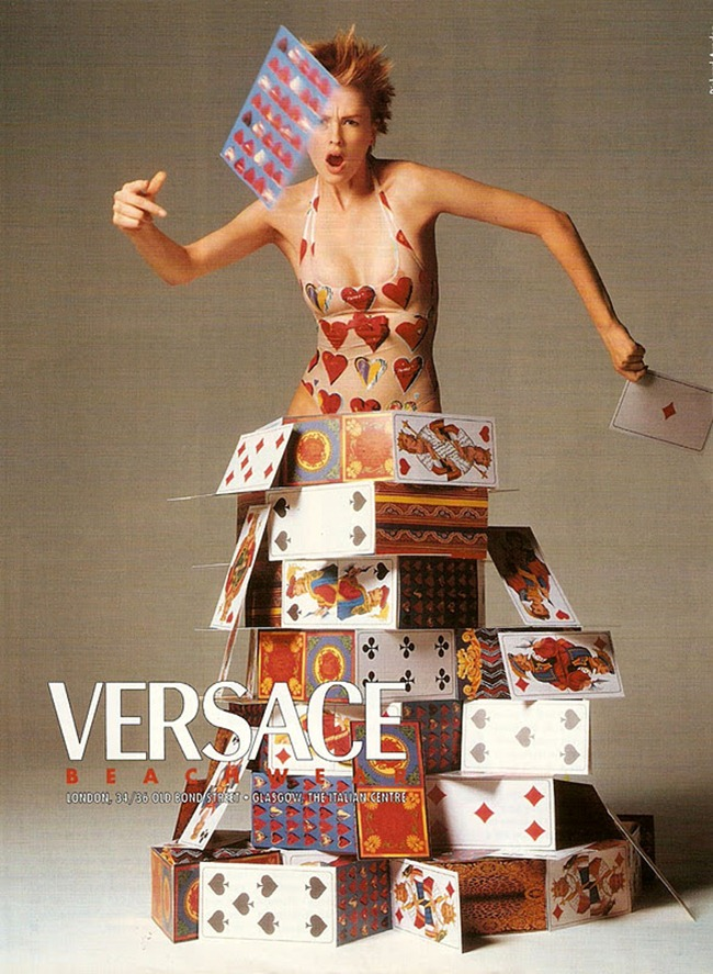 WE ♥ VERSACE Linda Evangelista, Carla Bruni, Naomi Campbell & Claudia Schiffer for Versace 80s & 90s. www.imageamplified.com, Image Amplified (14)