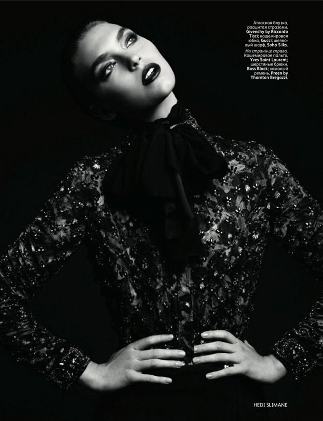 VOGUE RUSSIA- Arizona Muse by Hedi Slimane. December 2011, Sarah Richardson, www.imageamplified.com, Image Amplified6