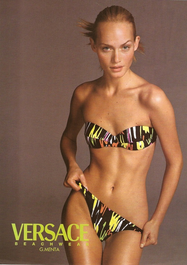 WE ♥ VERSACE- Amber Valletta for Versace Spring Summer 1996. www.imageampilfied.com, Image Amplified2