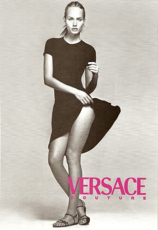 WE ♥ VERSACE- Amber Valletta for Versace Spring Summer 1996. www.imageampilfied.com, Image Amplified4