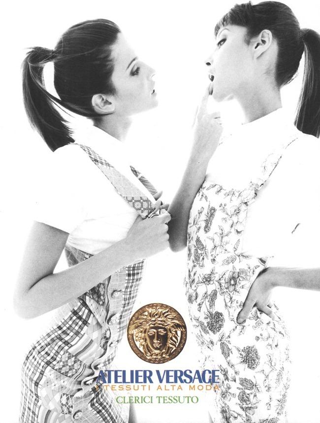 WE ♥ VERSACE- Cindy Crawford, Linda Evangelista, Stephanie Seymour & Christy Turlington for Versace Spring 1994 by Richard Avedon & Steven Meisel. www.imageampilfied.com, Image Amplified9 (2)