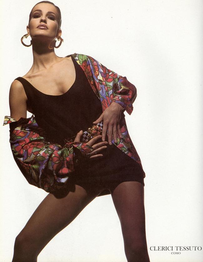 WE ♥ VERSACE- Gurmit, Karen Mulder & Claudia Mason for Atelier Versace S S 1991 by Tyen. www.imageampilfied.com, Image Amplified1 (1)