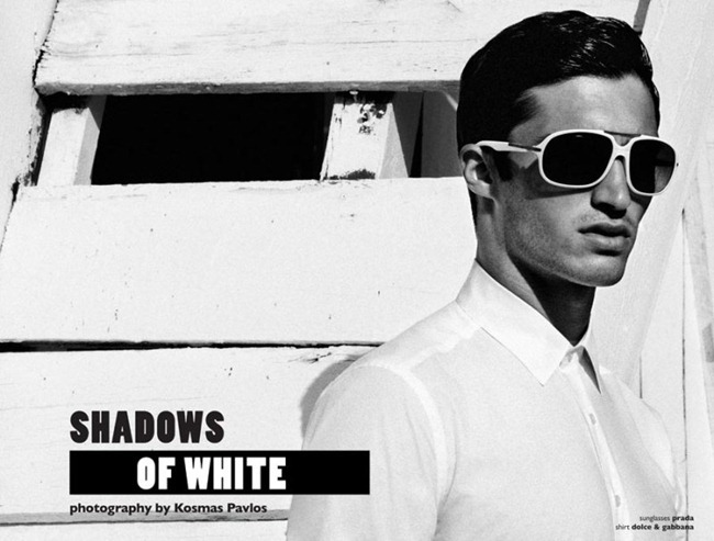 FASHION PHOTOGRAPHY- Mario Loncarski in Shadows of White by Kosmas Pavlos. Felix Leblhuber, www.imageamplified.com, Image Amplified3