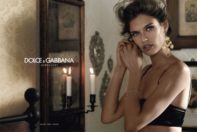 CAMPAIGN Bianca Balti for dolce & Gabbana Jewelry 2011 by Giampaolo Sgura. www.imageamplified.com, Image Amplified (5)