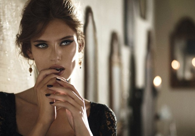 CAMPAIGN Bianca Balti for dolce & Gabbana Jewelry 2011 by Giampaolo Sgura. www.imageamplified.com, Image Amplified (1)