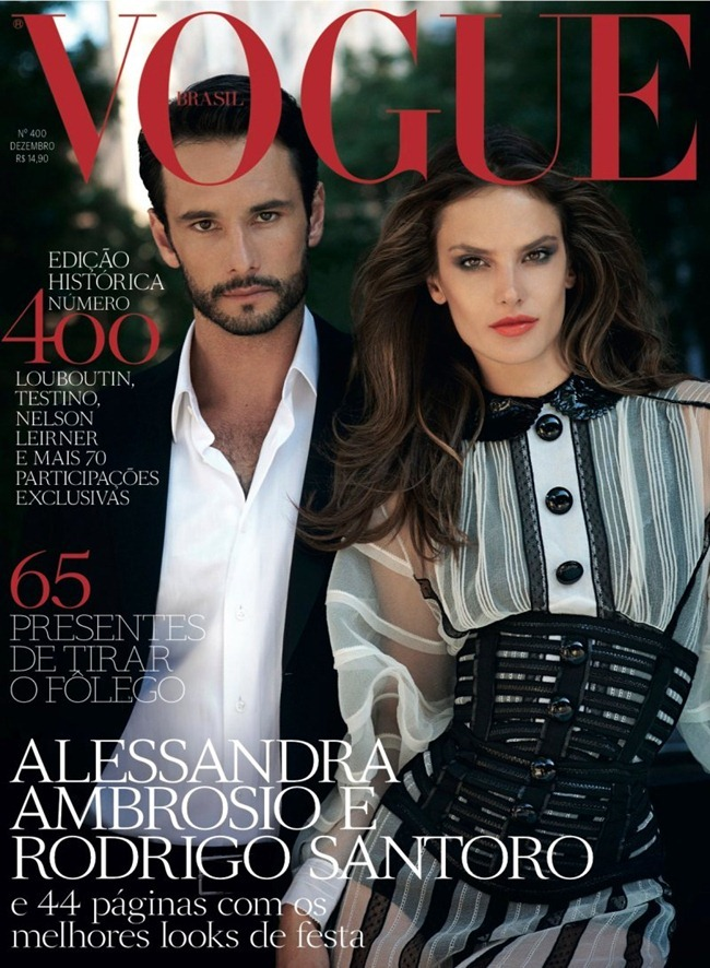 VOGUE BRAZIL Alessandra Ambrosio & Rodrigo Santoro by Eric Guillemain. December 2011, Yasmine Sterea, www.imageampilfied.com, Image Amplified (6)