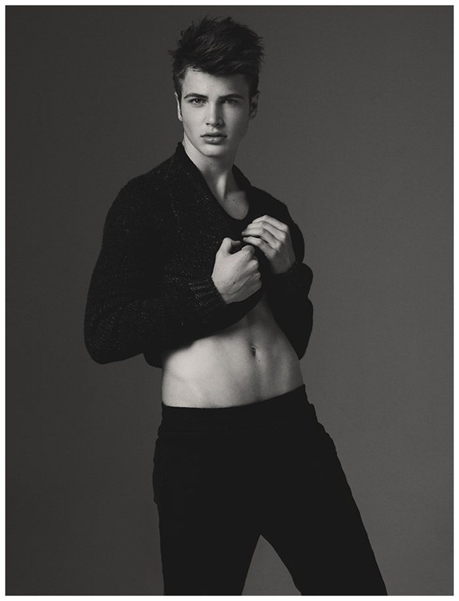 FEATURED MODEL Jan Aeberhard by Romain Duquesne. www.imageamplified.com, Image Amplified (2)