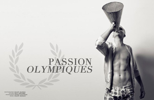 FEATURED MODEL Philipp Jelenska in Passion Olypiques by Philipp Jelenska. www.imageamplified.com, Image Amplified (4)
