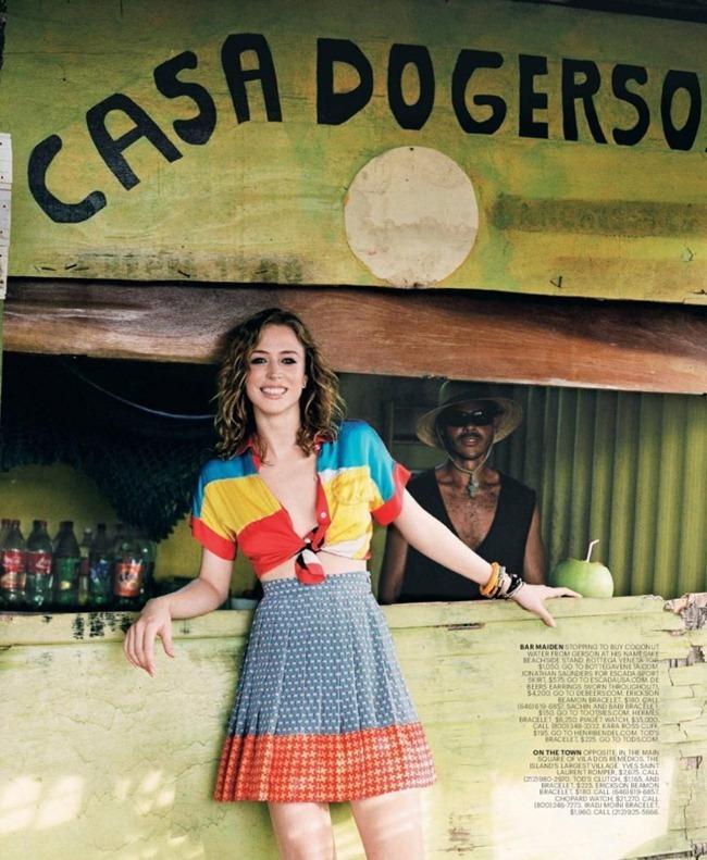 T STYLE MAGAZINE Raquel Zimmermann in The Full Brazilian by Angelo Pennetta. Andreas Kokkino, Fall 2011, www.imageamplified.com, Image Amplified (1)