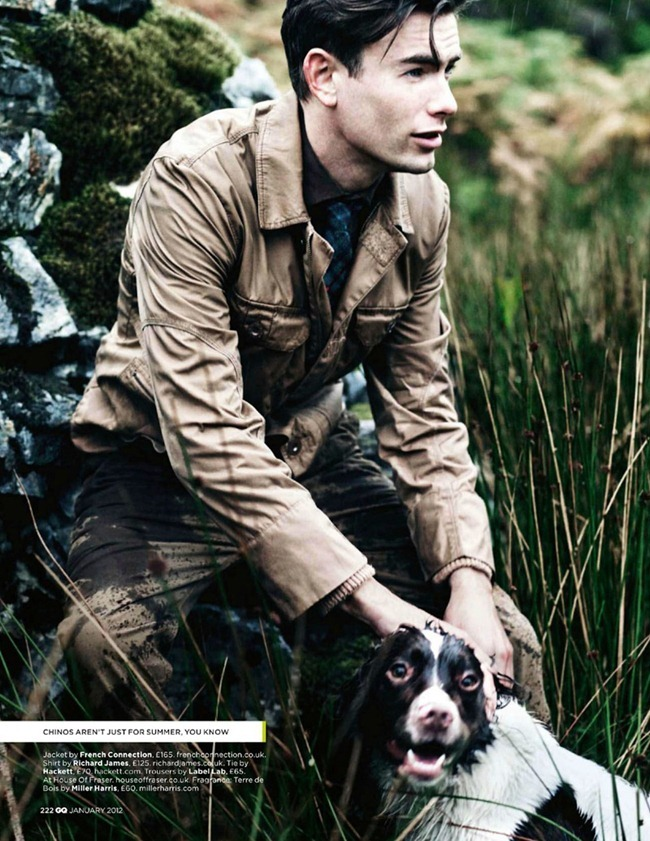 GQ UK Colin Dack in Loch'n'Roll by Lee Strickland. January 2012, Jo levin, www.imageamplified.com, Image Amplified (6)