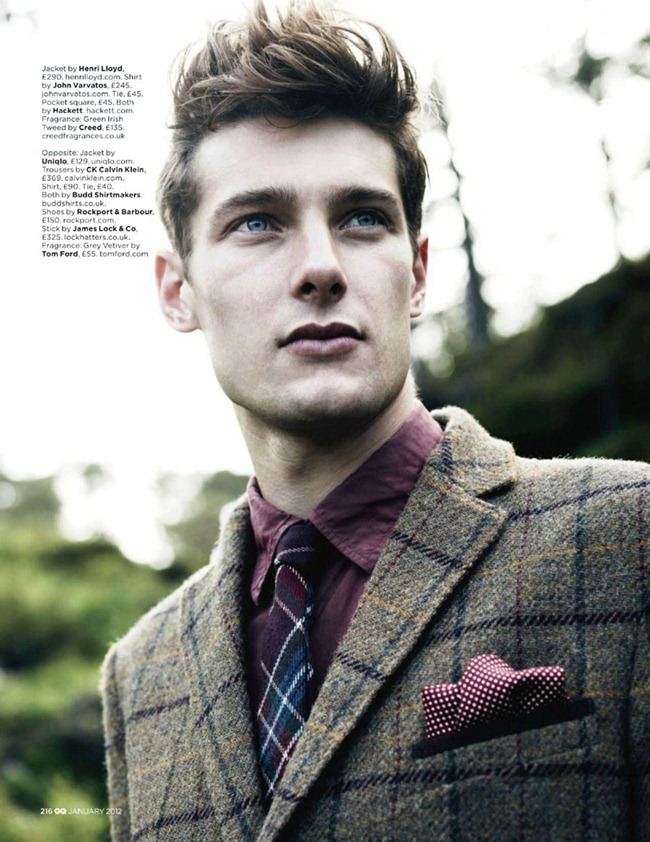 GQ UK Colin Dack in Loch'n'Roll by Lee Strickland. January 2012, Jo levin, www.imageamplified.com, Image Amplified (5)