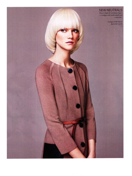 H&M MAGAZINE Kasia Struss by Josh Olins. Spring 2011, Ludivine Poiblanc, www.imageamplified.com, Image Amplified (3)