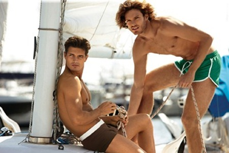 CAMPAIGN Diego Miguel, Mihaly Martins & Alexis Papas for Calzedonia Uomo Summer 2011 by Dean Isidro. www.imageamplified.com, Image Amplified (8)