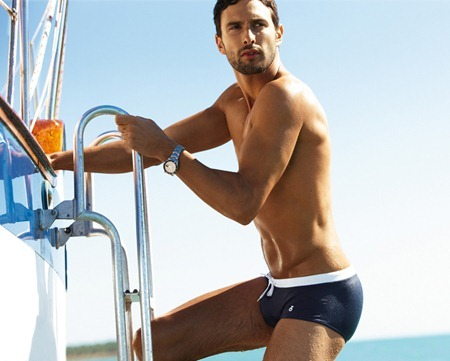 CAMPAIGN Noah Mills for Calzedonia Spring 2011 by Dean Isidro. www.imageamplified.com, Image Amplified (1)