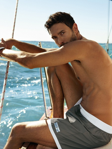 CAMPAIGN Noah Mills for Calzedonia Spring 2011 by Dean Isidro. www.imageamplified.com, Image Amplified (8)