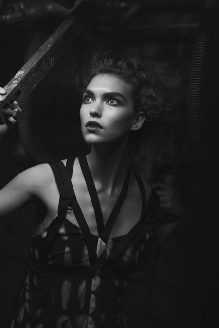 STERN MAGAZINE Arizona Muse by Peter Lindbergh. www.imageamplified.com, Image Amplified (1)