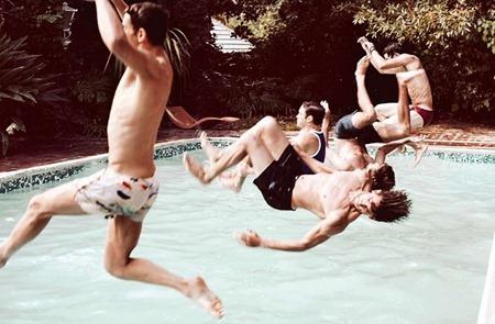 ATTITUDE UK Selfridges Swimwear Portfolio by Mischa Taylor. Summer 2011, Frank Strachan. www.imageamplified.com, Image Amplified (27)