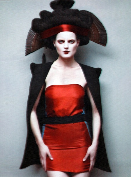 VOGUE UK Guinevere Van Seenus by Paolo Roversi. Lucinda Chambers, June 2011, www.imageamplified.com, Image Amplified (5)