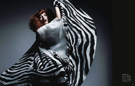 VOGUE JAPAN Karen Elson in In This Tender Light by Daniele & Iango. June 2011, www.imageamplified.com, Image Amplified (4)