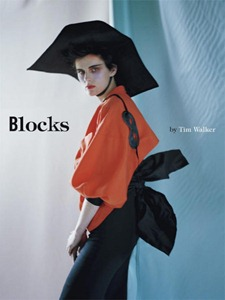 VOGUE ITALIA Stella Tennant in Color Blocks by Tim Walker. Jacob K, May 2011, www.imageamplified.com, Image Amplified (7)