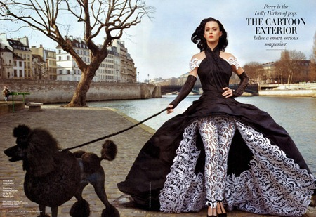 VANITY FAIR MAGAZINE Katy Perry in Katy Perry's Grand Tour by Annie Leibovitz. Jessie Diehl, June 2011, www.imageamplified.com, Image Amplified (5)