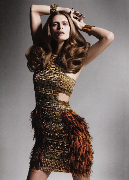 MUSE MAGAZINE Malgosia Bela in Gucci by Daniele & Iango. Spring 2011, www.imageamplified.com, Image Amplified (1)