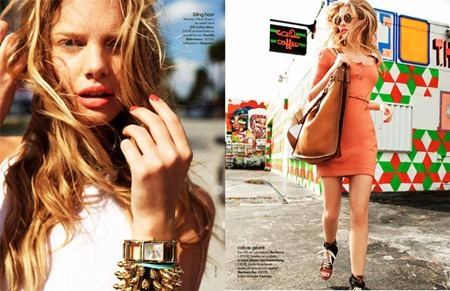ELLE FRANCE Marloes Horst in Summer of Fun! by Ben Watts. March 2011, www.imageamplified.com, Image Amplified (7)