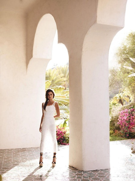 VOGUE MAGAZINE Penelope Cruz in Dolce & Gabbana by Mario Testino. June 2011, www.imageamplified.com, Image Amplified (3)