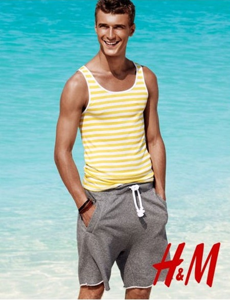 CAMPAIGN Clement Chabernaud, Ben Hill & Andres Velencoso Segura for H&M Summer 2011. www.imageamplified.com, Image Amplified (1)