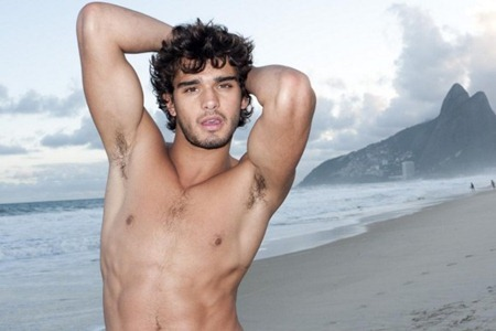 FEATURED PHOTOGRAPHER Marlon Teixeira in Boy from Ipanema by Terry Richardson. www.imageamplified.com, Image Amplified (2)