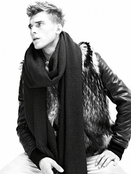 CAMPAING Clement Chabernaud for Balmain Homme Fall 2011 by Karim Sadli. www.imageamplified.com, Image Amplified (11)