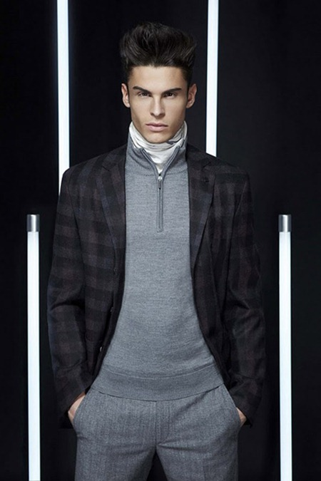 CAMPAIGN Baptiste Giabiconi for Lagerfeld Fall 2011 by Karl Lagerfeld. www.imageamplified.com, Image Amplified (6)