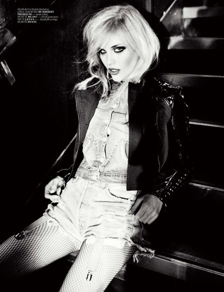 VOGUE TURKEY Ashley Smith in Blondie by Ellen von Unwerth. Sebastian Kaufmann, www.imageamplified.com, Image Amplified (5)