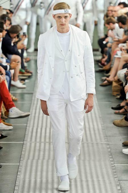 MILAN FASHION WEEK Mo ncler Gamme Bleu Spring 2012. www.imageamplified.com, Image Amplified (39)