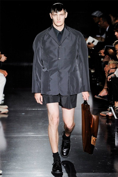 MILAN FASHION WEEK Jil Sander Spring 2012. www.imageamplified.com, Image Amplified (1)
