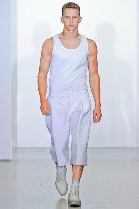 MILAN FASHION WEEK Calvin Klein Collection Spring 2012. www.imageamplified.com, Image Amplified (2)