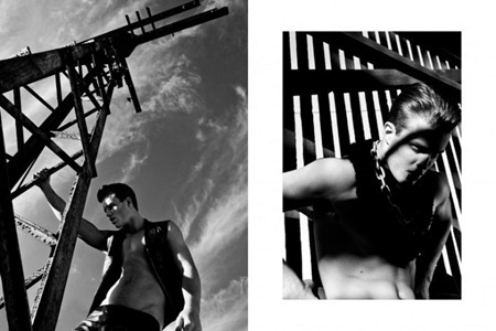 TANGENT MAGAZINE Jordan Coulter in Torque by Emmanuel Giraud. Heather Cairns, www.imageamplified.com, Image Amplified (3)