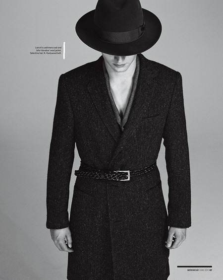 MENSWEAR MAGAZINE Vladimir Ivanov in Amazing Grays by Eric Ray Davidson. June 2011, www.imageamplified.com, Image Amplified (4)