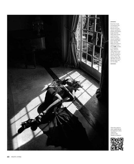 HAUTE LIVING Eva Longoria in The Garden of Rapture by Greg Lotus. July 2011, www.imageamplified.com, Image Amplified (5)