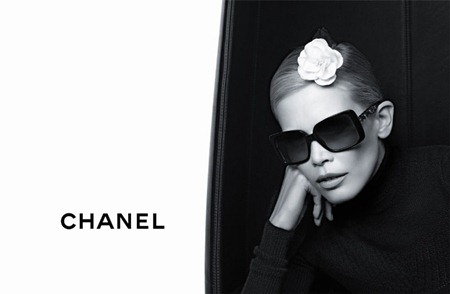 CAMPAIGN Claudia Schiffer for Chanel Eyewear Fall 2011 by Karl Lagerfeld. www.imageamplified.com, Image Amplified (3)