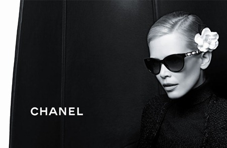CAMPAIGN Claudia Schiffer for Chanel Eyewear Fall 2011 by Karl Lagerfeld. www.imageamplified.com, Image Amplified (4)