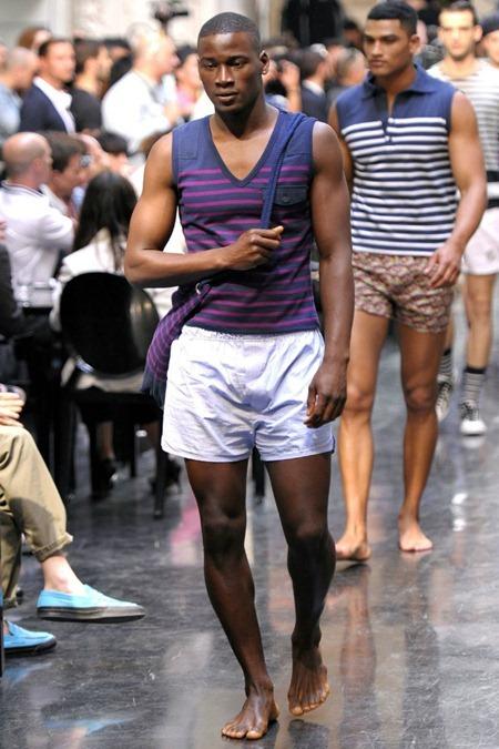 PARIS FASHION WEEK Jean Paul Gaultier Spring 2012. www.imageamplified.com, Image Amplified (30)